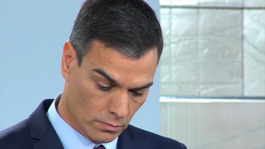 Pedro Sánchez ganaría las elecciones sin posibilidad de gobernar | HISPANTV