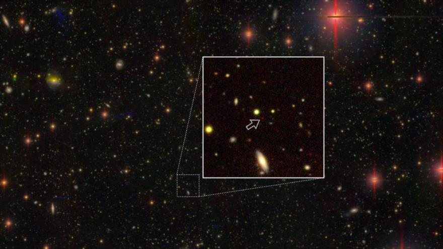 Descubren 83 agujeros negros formados hace 13 000 millones de años | HISPANTV