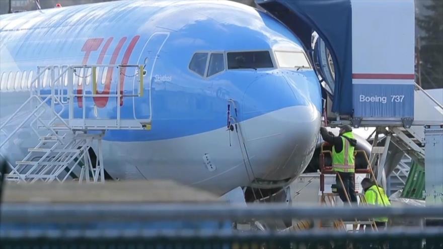 Numerosos países castigan la compañía estadounidense Boeing