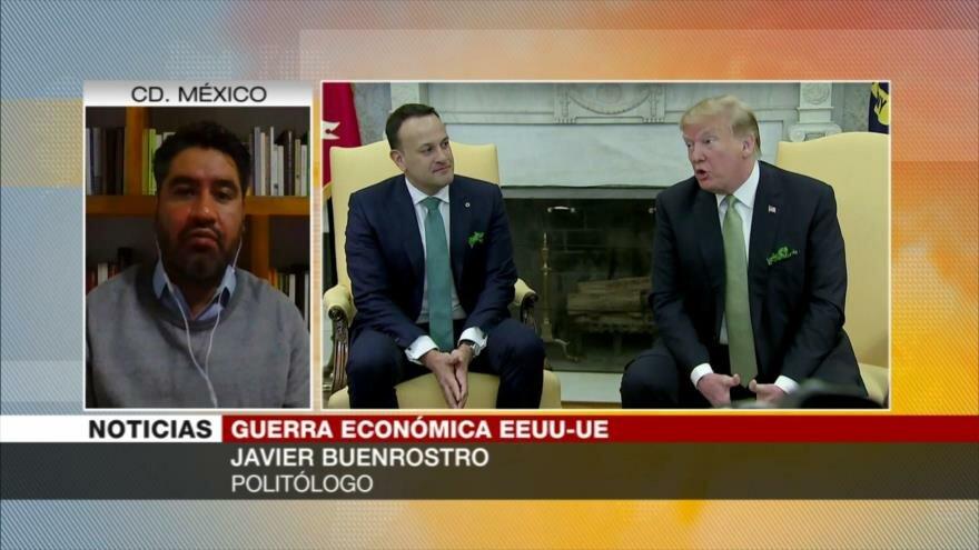 Buenrostro: Trump amenaza más de lo que cumple en guerra comercial