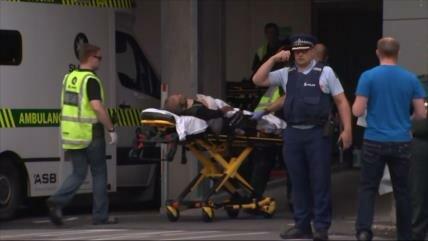 49 muertos en dos ataques contra dos mezquitas en Nueva Zelanda