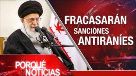 El Porqué de las Noticias: Complots contra Irán. Votación contra Trump. Laberinto del Brexit