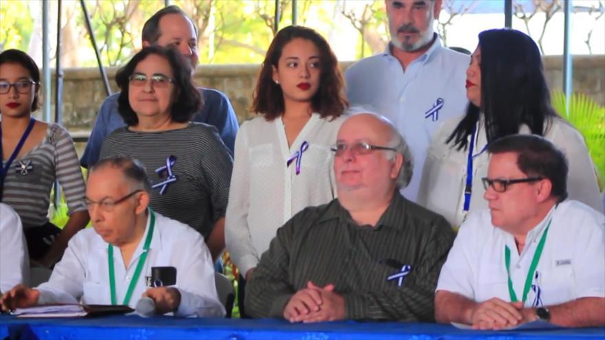 Gobierno de Nicaragua y la oposición reanudan negociaciones