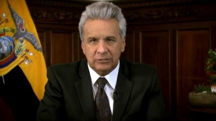 Repudian a Lenín Moreno por acabar con Unasur