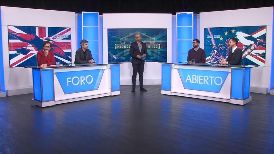 Foro Abierto; Reino Unido: Brexit y May, entre noes y síes
