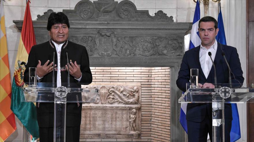 Resultado de imagen para Bolivia alerta de una invasión en Venezuela como en Irak y Libia