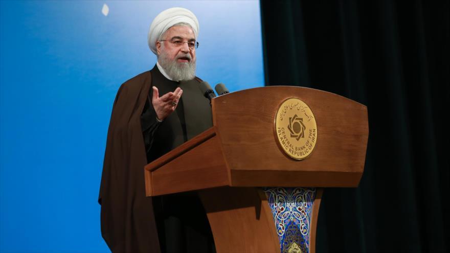Rohani: Países islámicos deben responder a crímenes de lesa humanidad | HISPANTV