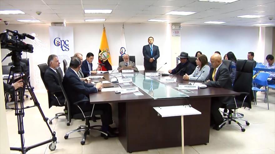 Inusitada campaña por el voto nulo en Ecuador