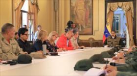Maduro señala a John Bolton como cerebro del sabotaje eléctrico