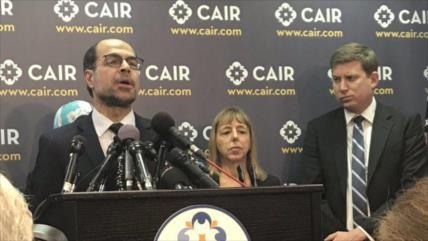 Líder musulmán de EEUU culpa a Trump del aumento de la islamofobia
