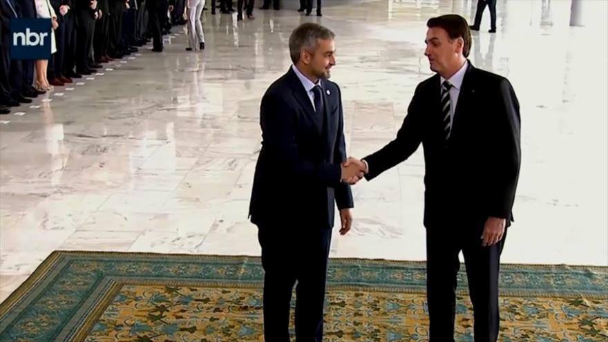 Paraguay anuncia que dejará el Unasur