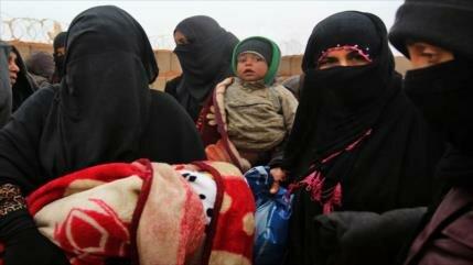 Rusia y Siria acusan a EEUU de muertes de niños en Rukban