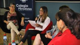 Periodistas chilenas denuncian amplia discriminación