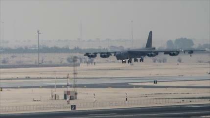 Informe: EEUU ampliará su base aérea de Al-Udeid en Catar