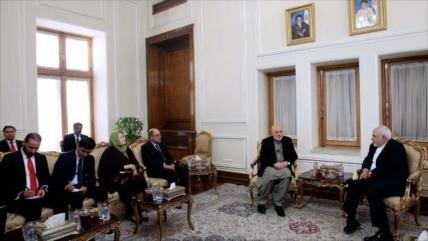 Irán duda sobre intenciones de EEUU en Afganistán