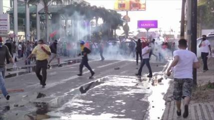 Presos políticos en Honduras, sin respuesta