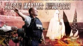Detrás de la Razón; Video prohibido: Asesinato en vivo de decenas de personas, inspirado en Trump
