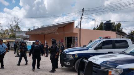 Vídeo: Duros enfrentamientos entre policía y narcos en México