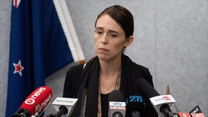 Premier neozelandesa recibió correo de autor de ataques terroristas