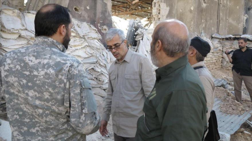 Irán: Fuerzas foráneas no autorizadas deben salir de Siria | HISPANTV