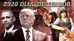 Detrás de la Razón: Nuevo orden: Rusia e Irán derrotan a EEUU, en guerra de Siria ¿acierto de Putin o error de Trump?