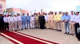 Irán aumenta capacidad de extracción de gas en Pars del Sur