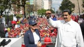 Maduro pidió la renuncia a todo su gabinete de ministros