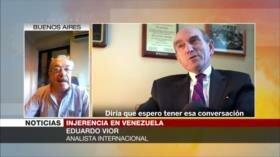 """""""EEUU afronta una situación de empate táctico frente a Venezuela"""""""