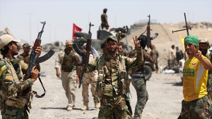 Postura de EEUU contra fuerzas populares viola soberanía de Irak | HISPANTV