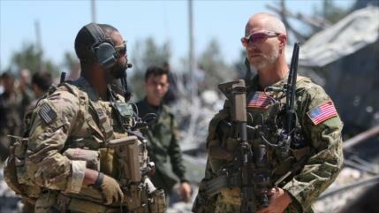 EEUU mantendrá 1000 militares en Siria pese a anuncio de Trump