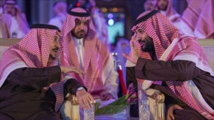 Príncipe heredero saudí, despojado de parte de su autoridad