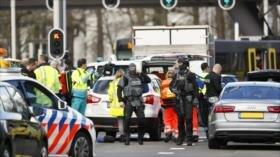 3 muertos y 9 heridos en un tiroteo en Utrecht (Países Bajos)