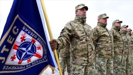 Georgia y la OTAN inician ejercicios militares conjuntos