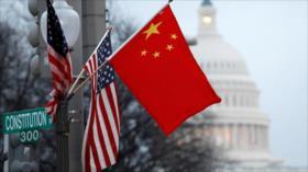 """Tres principales amenazas para EEUU: """"China, China, China"""""""
