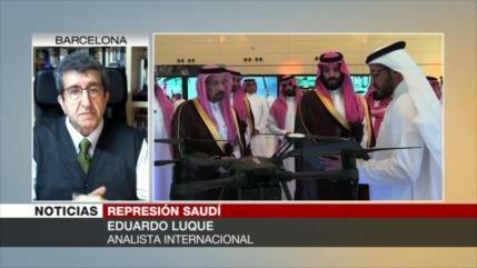 Luque: Revelaciones tienen efecto goteo sobre poder de Bin Salman