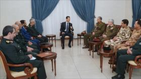 Al-Asad: Lucha antiterrorista refuerza lazos Irán-Irak-Siria