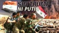 Detrás de la Razón: ¿Se prepara la próxima gran guerra? Reunión de emergencia en Siria ¿Rusia y EEUU?