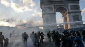 Francia prohíbe manifestaciones de chalecos amarillos en París