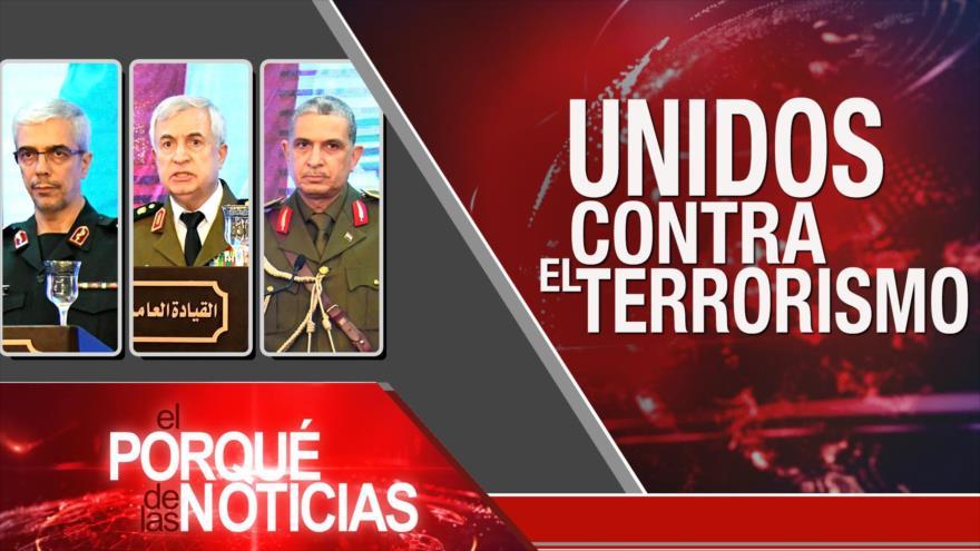 """El Porqué de las Noticias: Siria, Irán e Irak contra terrorismo. ONU vs Israel. Marchas de """"chalecos amarillos"""""""