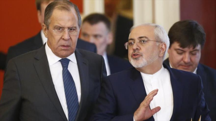 Rusia e Irán enfatizan necesidad de que vuelva la paz a Venezuela | HISPANTV