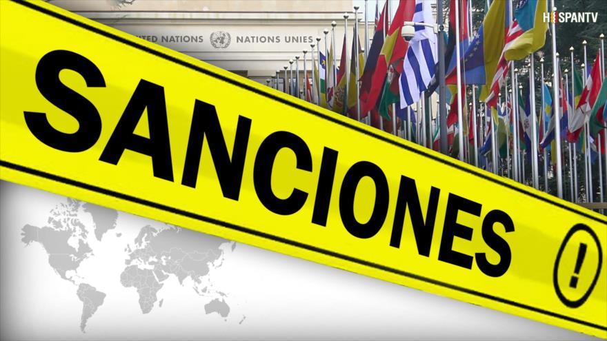 ¿Sanciones unilaterales y coercitivas son legales y legítimas? | HISPANTV