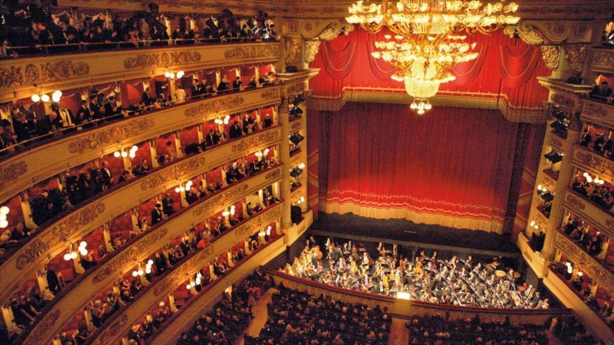 Ópera italiana rechaza fondos de Riad por su historial de DDHH | HISPANTV