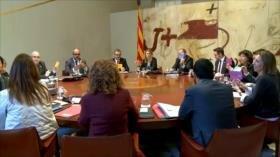 Junta electoral lanza un ultimátum al Gobierno catalán