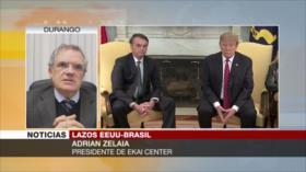 Zelaia: Opción militar de EEUU sobre Venezuela ya está fracasada