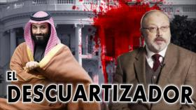 Detrás de la Razón: Alerta; el destripador, grupo secreto en el mundo revela EEUU, Trump silencio