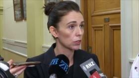 Premier neozelandesa evita la fama de autor de ataques terroristas