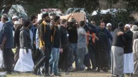 Celebran funerales de víctimas del terrorismo en Nueva Zelanda