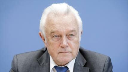 Político alemán: Embajador de EEUU es 'persona non grata', échenlo