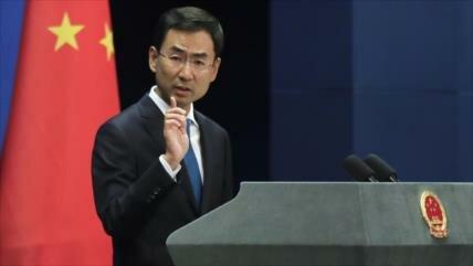 """China advierte que EEUU convierte espacio en un """"campo de batalla"""""""