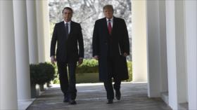 """""""EEUU quiere reforzar alianza con Brasil para atacar a Venezuela"""""""